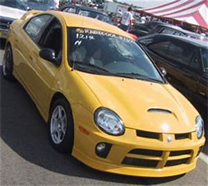 2003 Dodge Neon SRT 4
