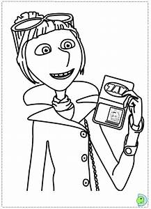 despicable me 2 coloring pages | Only Coloring Pages