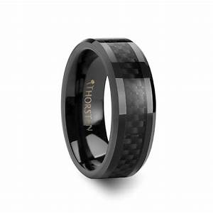 larson jewelers introduces tungsten carbide rings styles With black onyx mens wedding ring