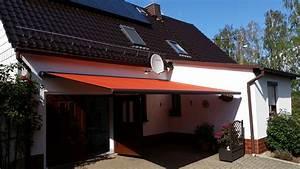 markisen in chemnitz und umgebung hofmann maler With markise balkon mit rasch tapete stein