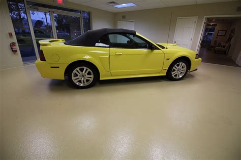 2001 Ford Mustang GT Premium Convertible Stock # 16280 for