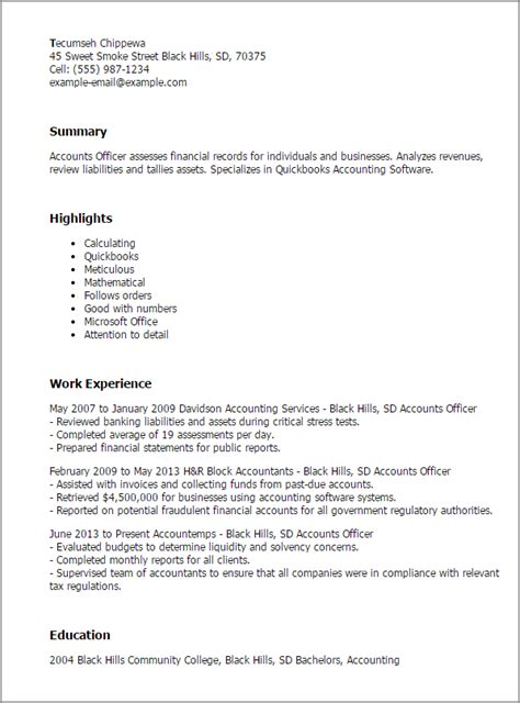 finance entertainment cover letter 1 accounts officer resume templates try them now