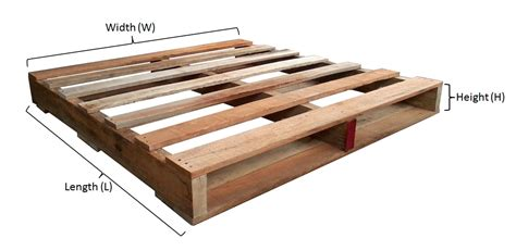 wood pallet dimensions pictures to pin on pinterest