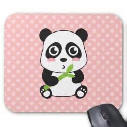Cute Cartoon Baby Panda