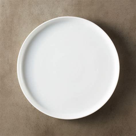 ledge white porcelain dinner plate reviews cb