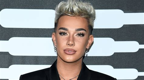 access hollywood interview james charles announces  makeup competition series