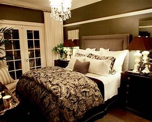 Romantic, Bedroom, Design, For, Small, Rooms
