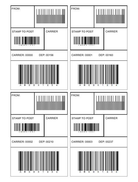 barcode labels labeljoy barcode software generator