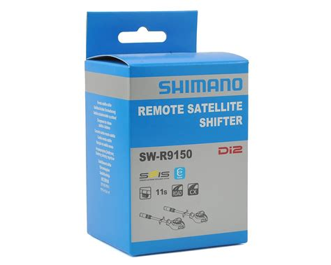 shimano sw r9150 di2 satellite shifter switch pair 261mm iswr9150 parts nashbar