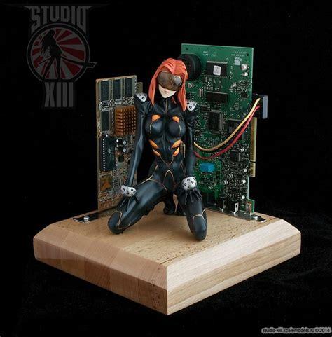 garage kit figure 78 best images about anime figures garage kits on