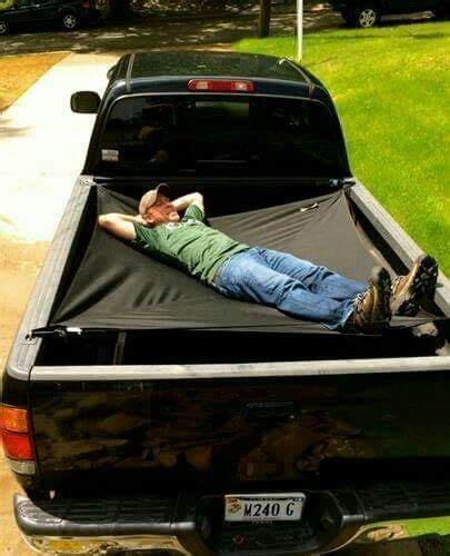 Truck Hammock by Truck Hammock Cool Maybe Something For Trucking