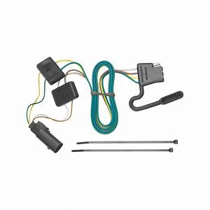Replacement O E M  Tow Package Wiring Harness For Ford