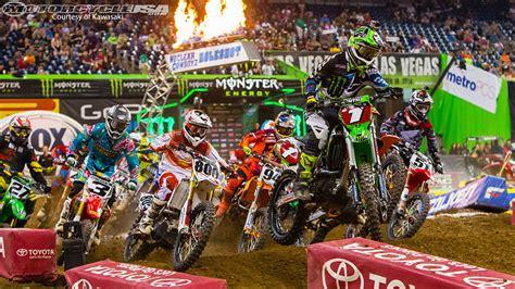 watch ama motocross live ama supercross 2014 las vegas 450 250 results replay