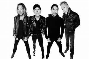 2017 Grammy Nominations: Metallica Not Metal?  Metallica