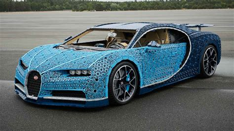 Actually, much harder than you might assume, even if you've had experience with lego technic sets. LEGO actually built a life-sized Bugatti Chiron that you can drive! - AutoBuzz.my