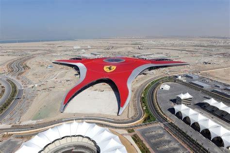 Ferrari World Theme Park In Abu Dubai