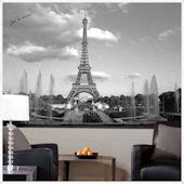 Paris Bedroom Theme For Adults by Wall Sticker Outlet Paris Themed Wall Sticker Decor