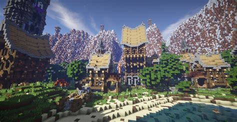 athens valley minecraft building