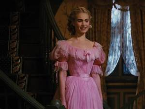"Fashion.Movies.Movie Fashion - Lily James in ""Cinderella"""