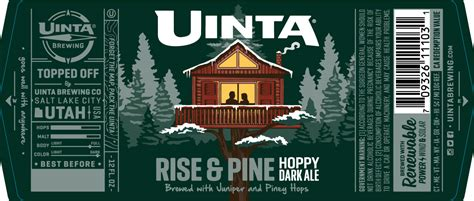 Dogfish Pumpkin Ale by Uinta Working On Rise Amp Pine Tenemu