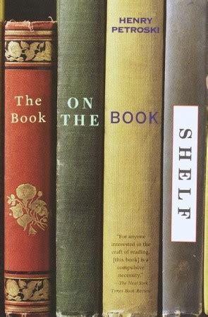 book   bookshelf  henry petroski