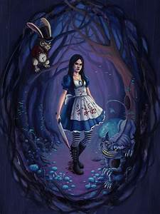Alice by jessicasalehi.deviantart.com...love this take on ...