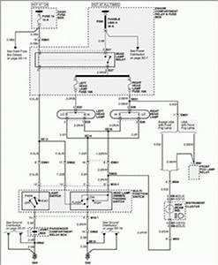 2001hyundai Accent Lights Do Not Work  High Beams Do If