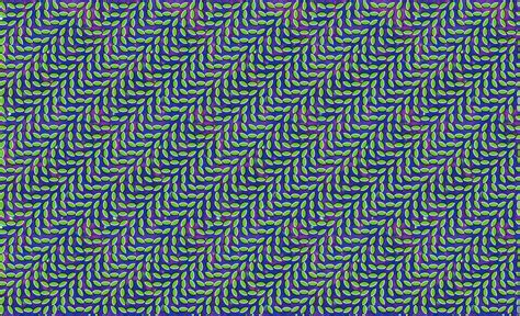 Animal Collective Desktop Wallpaper - optical illusion pattern abstract leaves animal