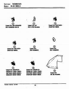 Maytag De9900 Dryer Parts