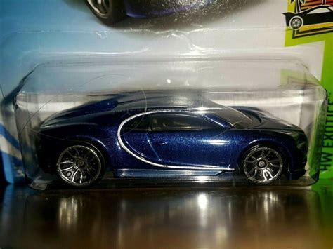 Hot wheels black 2016 bugatti chiron. HOT WHEELS 2019 EXOTICS #7/10 '16 BUGATTI CHIRON (BLUE) # ...