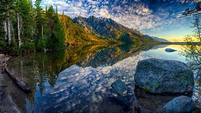 Lake 8k Wallpapers Forest Nature Jenny Sky