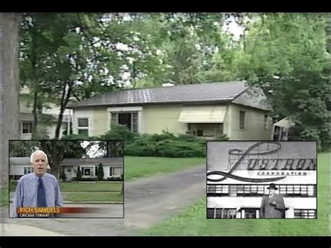 wttw chicago tonight lustron home special   home