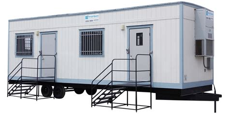 Office Space Trailer by 10 X 32 Mobile Office Trailer Design Space Modular