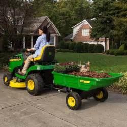 John Deere Lawn Tractors Mowers
