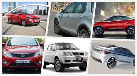 New Upcoming Car by Upcoming New Tata Cars In India In 2017 18 The Entire List