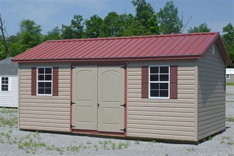 Storage For Backyard by Backyard Shed Ideas From Burkesville Ky Storage Shed Photos