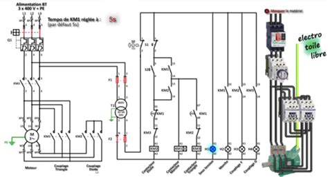 electrical page delta 3 phase motor wiring diagram