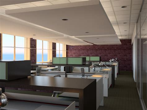 naidu design revit office lighting design