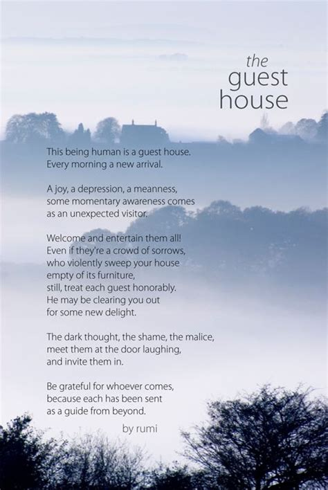 the guest house the guest house rumi spirituality