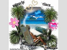Schönen Tag Pinnwand Bild animiert Facebook BilderGB