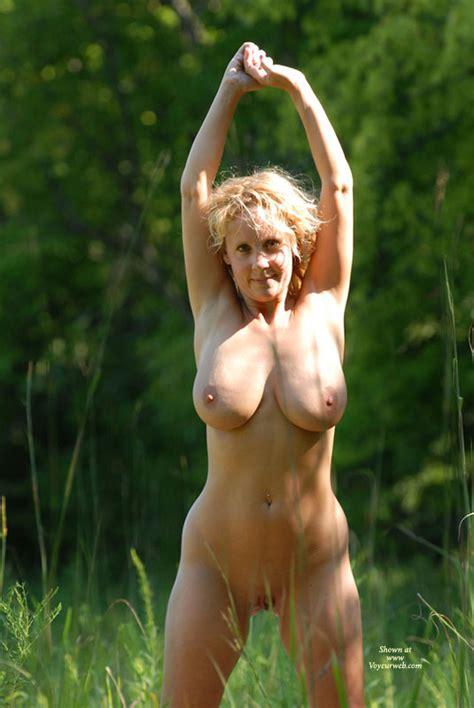 Nude Girl Outdoors January Voyeur Web Hall Of Fame