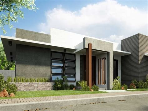 contemporary one house plans simple modern house design consideration 4 home ideas