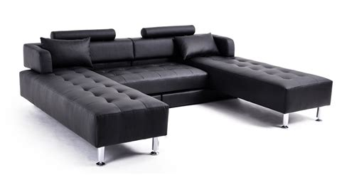 déco canapé noir idee deco canape cuir noir ciabiz com