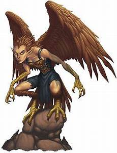 Harping on About Harpies - TV Tropes