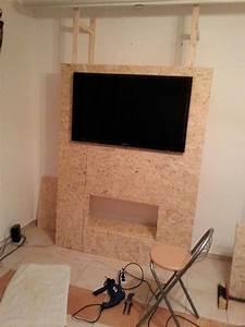 Wand Selber Bauen : meine tv wand angefangen tv wand hifi bildergalerie ~ Orissabook.com Haus und Dekorationen