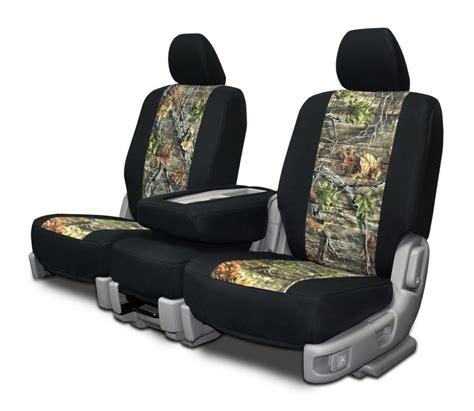custom camo seat covers ford