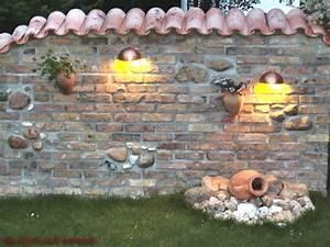 Gartenmauern Aus Naturstein : beleuchtung gartenmauer gartens max ~ Sanjose-hotels-ca.com Haus und Dekorationen