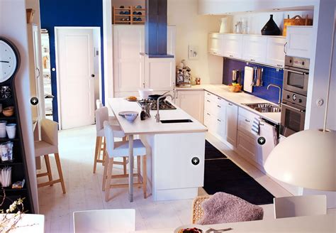 cuisine exemple exemple de modèle de cuisine ikea photo 14 15 cuisine de chez ikea avec îlot central