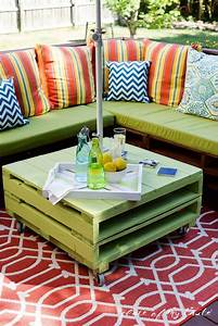 30, Creative, Pallet, Furniture, Diy, Ideas, And, Projects