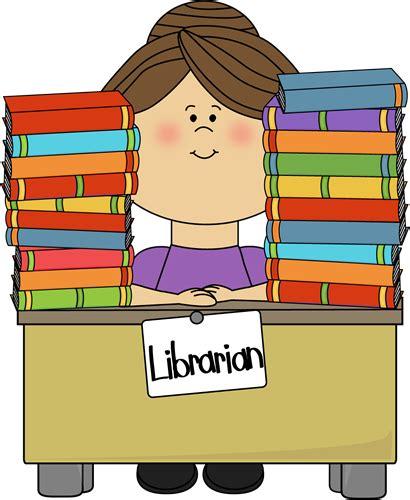 Librarian Clip Art Library